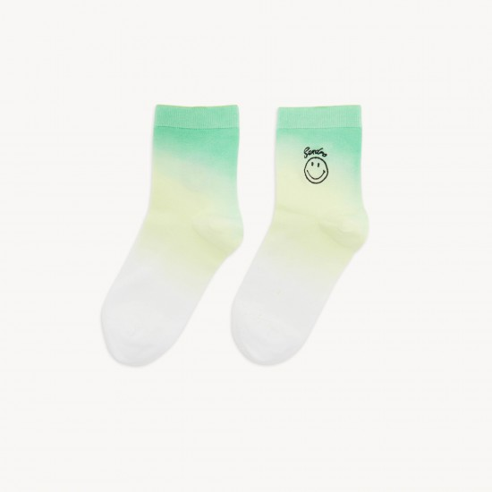 Sandro Smiley® Chaussettes tie and dye √√√ Vente Chaleur